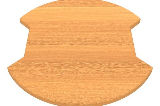 """Кварцевая мойка для кухни <span style=""""color:#d91f43"""">Lake</span></br> с антибактериальной разделочной доской"""